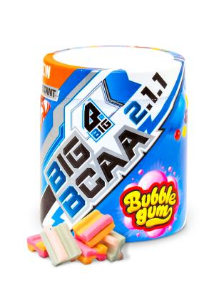Big Bcaa 150 g, Bubble Gum